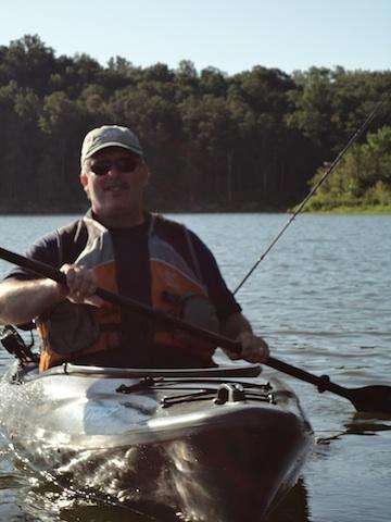 Don Kayaking