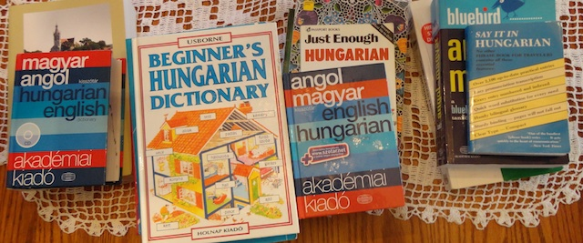A small sample of our Hungarian Language Resources