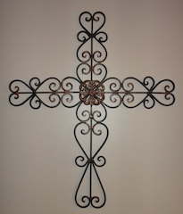 cropped cross s
