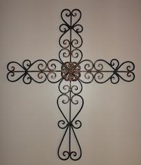 cropped cross s