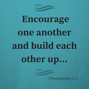 encouragew