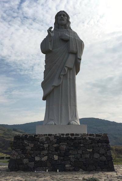 Jesus in Tarcal w