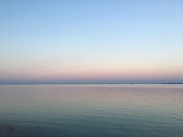 Lake Balaton w