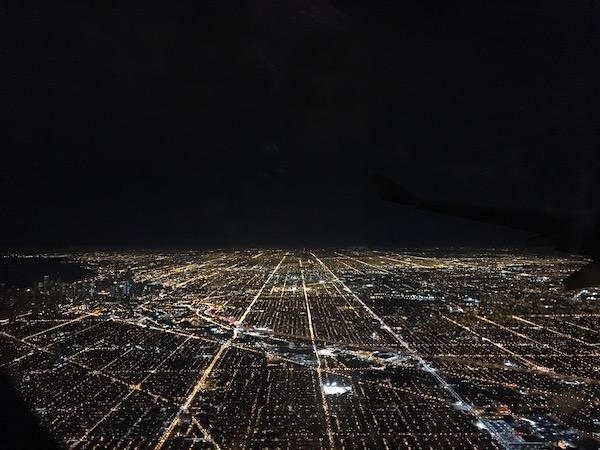 Night Flight w