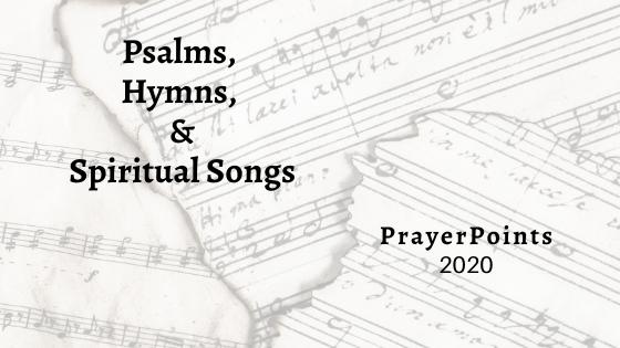 PrayerPoints 2020